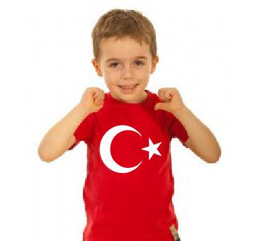 izmir tişört baskı çocuk tişörtleri